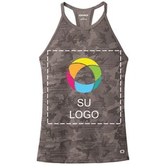 Camiseta sin mangas OGIO®  ENDURANCE Pulse Phantom para mujer