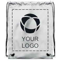 Shoop Reflective Drawstring Bag