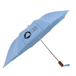 Bullet™ paraply med 2 sektioner