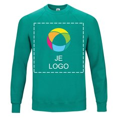 Fruit of the Loom™ Klassieke Raglan Trui