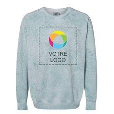 Comfort Colors® Colorblast Crewneck Sweatshirt