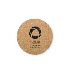 Bierpon Cork Coaster