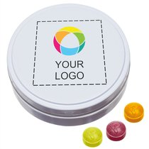 XL Pocket Tin with Pulmoll Fruit Mix, Pack of 40pcs