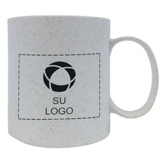 Perfect Line Wheat Straw Coffee Cup