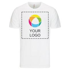 Russell™ 100% Ring-Spun Cotton Ink Printed Premium Short-Sleeve T-Shirt
