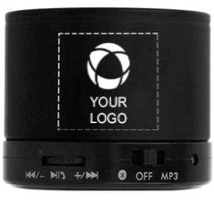 Round Bass Bluetooth Speaker