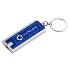 Porte-clés lumineux rectangulaire