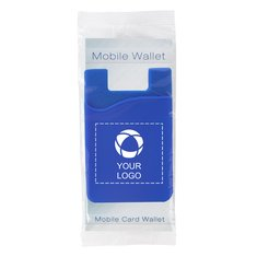 Smartphone Wallet with Stock Card