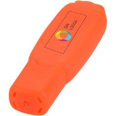 Bullet™ Bitty överstrykningspenna med fyrfärgstryck