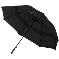 Sturmsicherer Regenschirm Bedford mit Luftdurchlass von Slazenger™