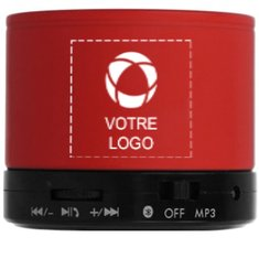 Haut-parleur Bluetooth Round Bass