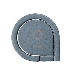 Drop lasergegraveerde telefoonhouder met ring