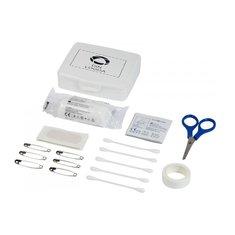 Bullet™ Frederik första hjälpen-kit i 24 delar i plastfodral