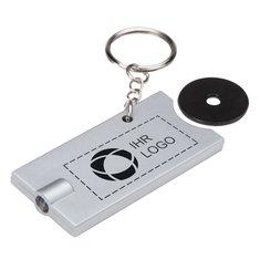 Schlüssellicht mit Münzhalter Allegro von Bullet™