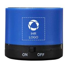 Bluetooth®-Lautsprecher Cosmic von Bullet™ mit kabellosem Ladepad