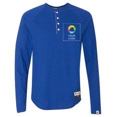 T-shirt en jersey flammé Henley Originals ChampionMD