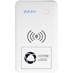 Batterie externe sans fil PB-4000 Qi® de Avenue™