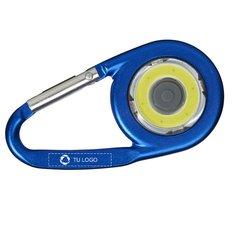 Mosquetón con luz COB The Eye de Bullet™