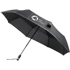Marksman™ Luminous LED paraply med automatisk öppning och stängning