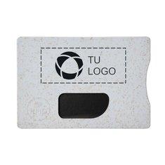 Tarjetero inhibidor de RFID Straw de Bullet™