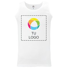 Camiseta de tirantes deportivo de hombre de Fruit of the Loom®