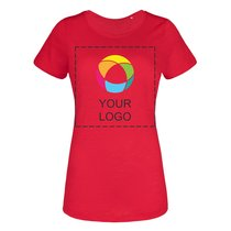 B&C™ Slub Ladies T-shirt