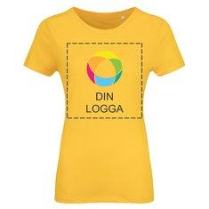 B&C™ ekologisk T-shirt i dammodell