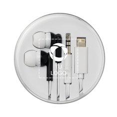 Auriculares con múltiples conectores Switch de Bullet™