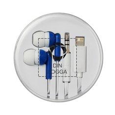 Bullet™ Switch öronsnäckor med flera stift