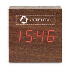 Mini-horloge LED BuenosAires