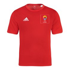 Jersey-Trainings-T-Shirt für Kinder Core 15 von adidas®