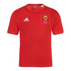 Jersey-Trainings-T-Shirt für Kinder Core 15 von adidas®