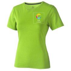 Damen-T-Shirt Nanaimo von Elevate™, Kurzarm