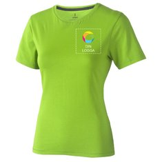 Elevate™ Nanaimo kortärmad T-shirt i dammodell