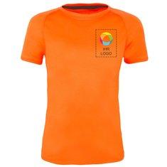 Kinder-T-Shirt Niagara Cool Fit von Elevate™