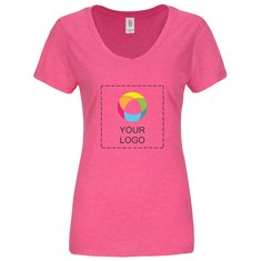 District Made® Ladies Perfect Tri® V-Neck T-Shirt