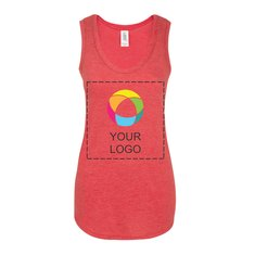 District Made® Ladies Perfect Tri® Racerback Tank
