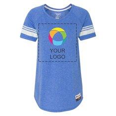T-shirt trois matières pour femme Varsity Originals ChampionMD
