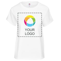 Fruit of the Loom® Ladies Valueweight T-shirt