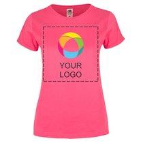 Fruit of the Loom® Dames Zacht T-shirt