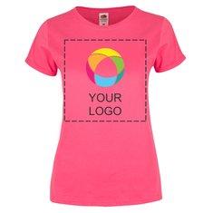 Fruit of the Loom® Sofspun T-shirt i dammodell