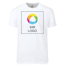 Fruit of the Loom® Super Premium Herren-T-Shirt