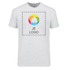 Fruit of the Loom® Super Premium Heren-T-shirt