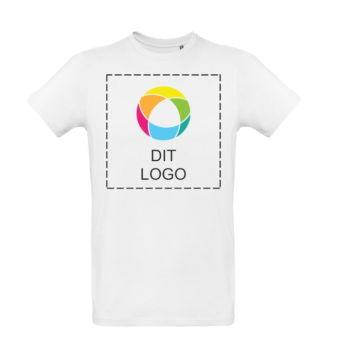 B&C™ Inspire Plus T-shirt til mænd