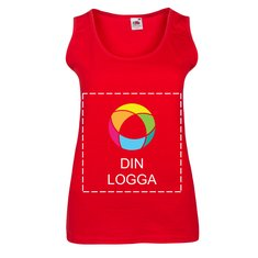 Fruit of the Loom® Valueweight tanktop för dam