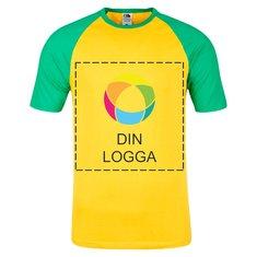 Fruit of the Loom® kortärmad T-shirt i herrmodell