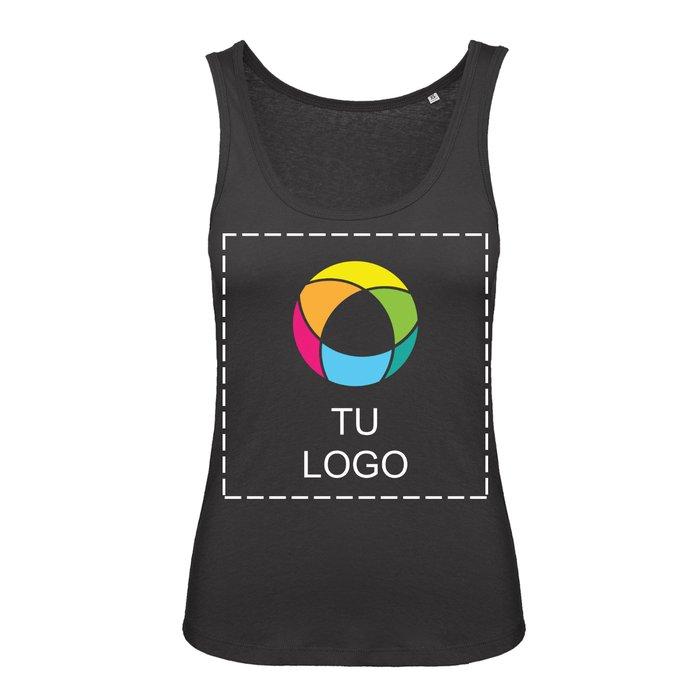 Camiseta de tirantes Inspire de B&C™ para mujer