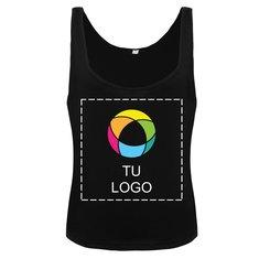 Camiseta orgánica de bajo recortado de Mantis™ para mujer