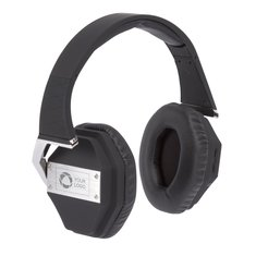 Optimus Bluetooth™ Headphones Laser Engraved