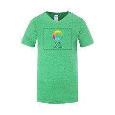 Gildan® SoftStyle T-shirt med v-halsudskæring